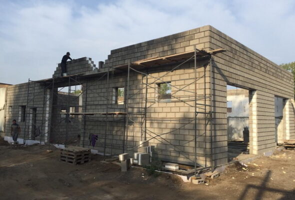 Теплоблок — сколько стоит дом построить?!