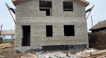 Комплект дома из теплоблоков 200 м2