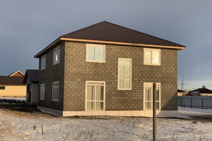 Малоэтажное строительство из теплоблоков — Базовая