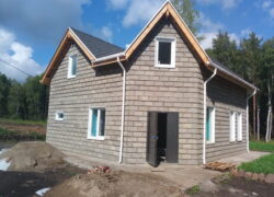 Комплект дома из теплоблоков 150 м2