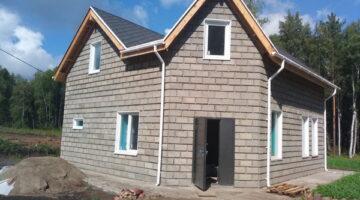 Малоэтажное строительство из теплоблоков — Под чистовую