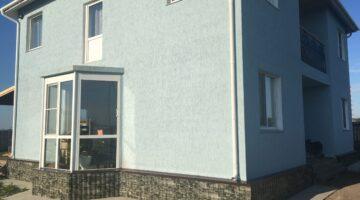 Малоэтажное строительство из теплоблоков — Под ключ