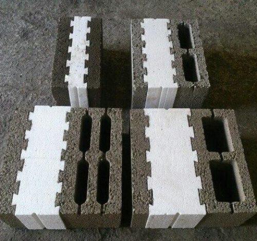 Теплоблок в ассортименте; размер 20х20х40, 20х30х40, 20х40х40